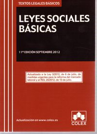(11ª ED) LEYES SOCIALES BASICAS
