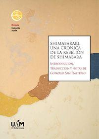 SHIMABARAKI - UNA CRONICA DE LA REBELION DE SHIMABARA