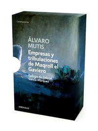 Empresas Y Tribulaciones De Maqroll El Gaviero (estuche) - Alvaro Mutis