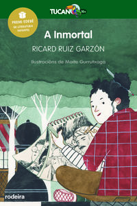 INMORTAL, A (PREMIO EDEBE 2017)