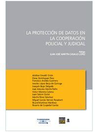 La proteccion datos en la cooperacion policial y judicial - Elena Dominguez Peco