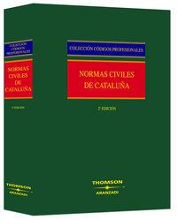 (2 ED) NORMAS CIVILES DE CATALUÑA