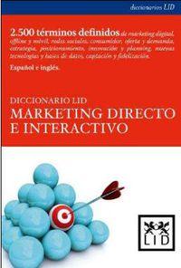 Dicc. Lid - Marketing Directo E Interactivo - Joost Van Nispen