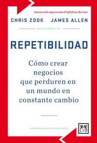 Repetibilidad - Chris Zook / James Allen