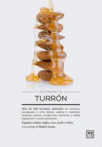 Diccionario Lid Turron - Aa. Vv.