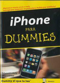 Iphone Para Dummies - Edward C. Baig