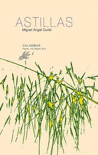 Astillas - Miguel Angel Curiel Nuñez