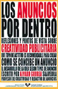 ANUNCIOS POR DENTRO, LOS - CREATIVIDAD PUBLICITARIA