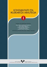 Kontabilitate Eta Ikuskaritza Arautegia I - Batzuk