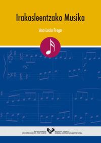 Irakasleentzako Musika - Ana Lucia Frega