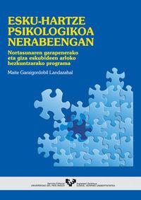 Esku-Hartze Psikologikoa Nerabeengan - M. Garaigordobil Landazabal