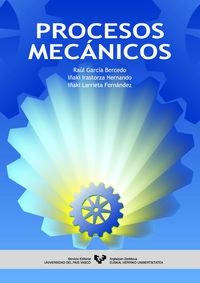 PROCESOS MECANICOS