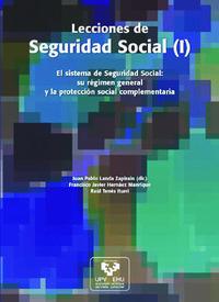 LECCIONES DE SEGURIDAD SOCIAL (I)