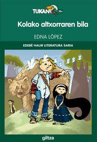 Kolako Altxorraren Bila - Edna  Lopez  /  Agustin   Comotto (il. )