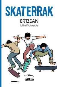 Skaterrak 1 - Ertzean - Mikel Valverde