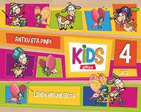 4 URTE - KIDS 1. HIRUHILEKOA