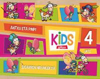 4 URTE - KIDS 2. HIRUHILEKOA