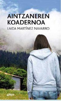 Aintzaneren Koadernoa - Laida Martinez Navarro