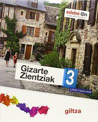 LH 3 - GIZARTE ZIENTZIAK - TALENTIA