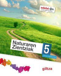 LH 5 - NATURAREN ZIENTZIAK - TALENTIA
