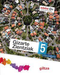 LH 5 - GIZARTE ZIENTZIAK - TALENTIA