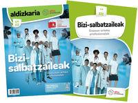 LH 3 - 1. PROIEKTUA - III. MAILA (PV, NAV) - BIZI-SALBATZAILEAK