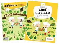 LH 1 - NATUR ZIENTZIAK - CHEF BIKAINAK - ORTUTIK MAHAIRA (PROIEKTUAK)