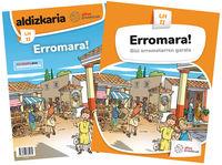 Lh 2 - Gizarte Zientziak - Erromara! - Bizi Erromatarren Garaia (proiektuak) - Batzuk
