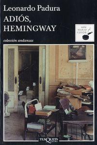 Adios, Hemingway - Leonardo Padura