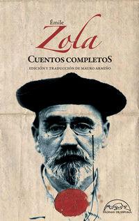 Cuentos Completos Emile Zola - Emile Zola