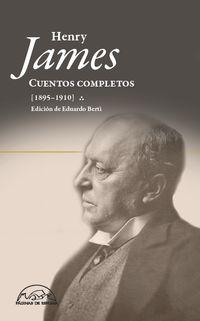 Cuentos Completos (1895-1910) - Henry James