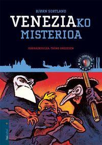 Veneziako Misterioa - Bjorn  Sortland  /  Trod   Bredesen (il. )