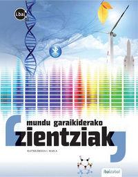 BATX 1 - MUNDU GAIKIDERAKO ZIENTZIAK - I. BAI HI