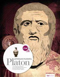BATX 2 - FILOSOFIAREN HISTORIA - PLATON - I. BAI HI