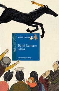 Dalai Lamaren Zaldiak - Pablo Zapata Lerga / Teresa Novoa (il. )