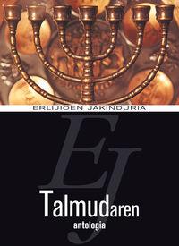 TALMUDAREN ANTOLOGIA