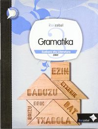 DBH 3 - EUSKARA ETA LITERATURA - GRAMATIKA - I. BAI. BERRI
