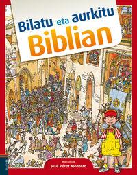 Bilatu Eta Aurkitu Biblian - Carl Anker  Mortensen  /  Jose  Perez Montero