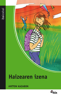 haizearen izena - Antton Kazabon / Jon Zabaleta (il. )