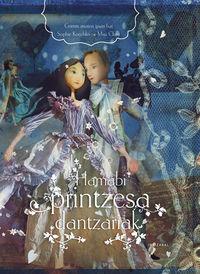 Hamabi Printzesa Dantzariak - Jacob Grimm / Miss Clara (il. )
