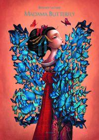 Madama Butterfly - Benjamin Lacombe