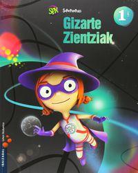 LH 1 - GIZARTE ZIENTZIAK - SUPERPIXEPOLIS