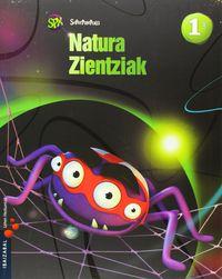 LH 1 - NATURA ZIENTZIAK - SUPERPIXEPOLIS