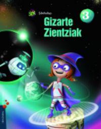 LH 3 - GIZARTE ZIENTZIAK - SUPERPIXEPOLIS