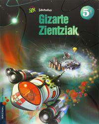 LH 5 - GIZARTE ZIENTZIAK - SUPERPIXEPOLIS