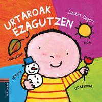 Urtaroak Ezagutzen - Liesbet Slegers