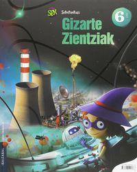 LH 6 - GIZARTE ZIENTZIAK - SUPERPIXEPOLIS