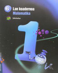 LH 6 - MATEMATIKA KOAD. 1 - SUPERPIXEPOLIS