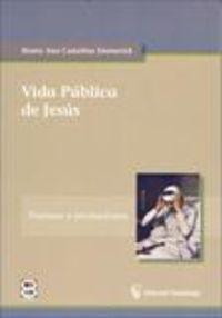 VIDA PUBLICA DE JESUS - VISIONES Y REVELACIONES