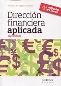 (4 ED) DIRECCION FINANCIERA APLICADA